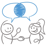 Ambcoform icone transparent communiquer avec les autres 150x150 - Bienvenue - AMB Coform - Aurélie Maurin Bergeon - Coaching - Conseil - Formations