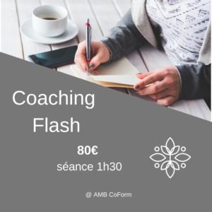 Coaching Flash 300x300 - Être coaché