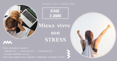 Stage Mon stress et moi 400x209 - FORMATION samedi 10 et 17 octobre 2020 </br><strong>Stress Je reprends le contrôle</strong></br>