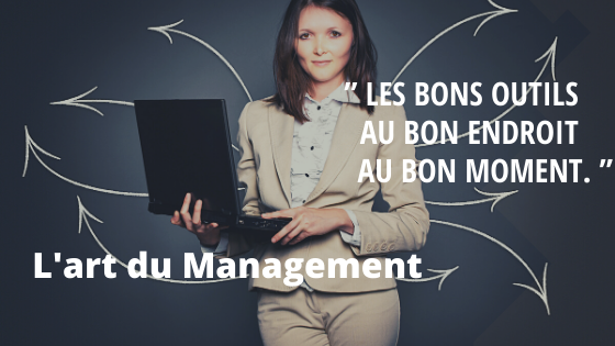Desert Aventure blog Bannière 1 - Le Manager, véritable chef d'orchestre
